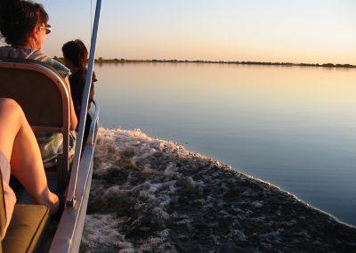 Okavango waters