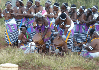 Venda dancing with drums high res